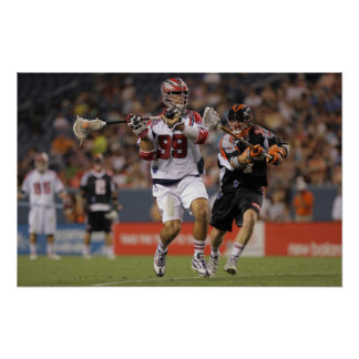 DENVER, CO - JULY 30:  Paul Rabil #99 Posters