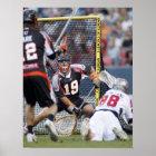 DENVER, CO - JULY 3: Goalie Jesse Schwartzman 2 Poster