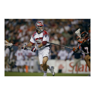 DENVER, CO - JULY 3: Paul Rabil #99 Poster