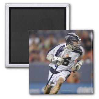 DENVER, CO - JUNE 11: Alex Smith #5 Square Magnet