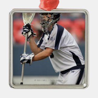 DENVER, CO - JUNE 11: Joey Kemp #6 2 Christmas Ornament
