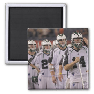 DENVER, CO - JUNE 25:  Goalkeeper Drew Adams #14 Fridge Magnet