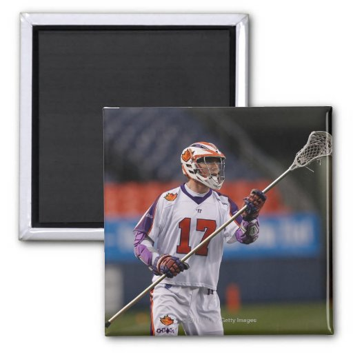 DENVER, CO - MAY 14:  Brodie Merrill #17 Refrigerator Magnets