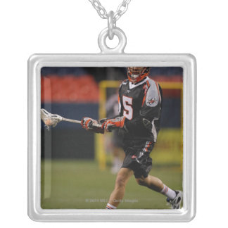 DENVER, CO - MAY 14:  Casey Cittadino #5 Silver Plated Necklace