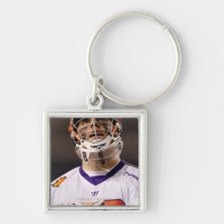 DENVER, CO - MAY 14:  Scott Rodgers #42 Silver-Colored Square Key Ring