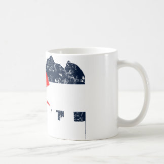 Denver Colorado Flag Coffee Mug