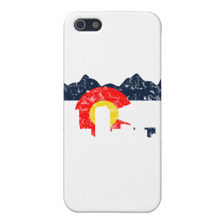 Denver Colorado Flag iPhone 5 Cases