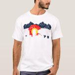 Denver Colorado Flag T-Shirt