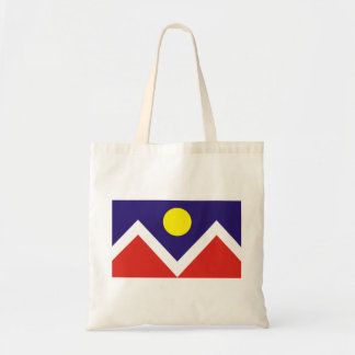 Denver, Colorado Flag Tote Bag