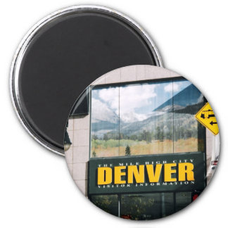 Denver, Colorado Magnet