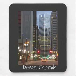 Denver, Colorado Mouse Pad