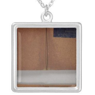 Denver, Colorado Silver Plated Necklace