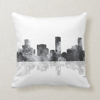 DENVER, COLORADO SKYLINE CUSHION