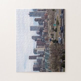 Denver, Colorado Skyline Puzzle