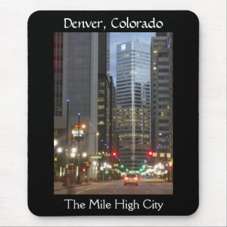 Denver, Colorado - The Mile High City Mouse Pad