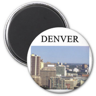 DENVER colordo Magnet