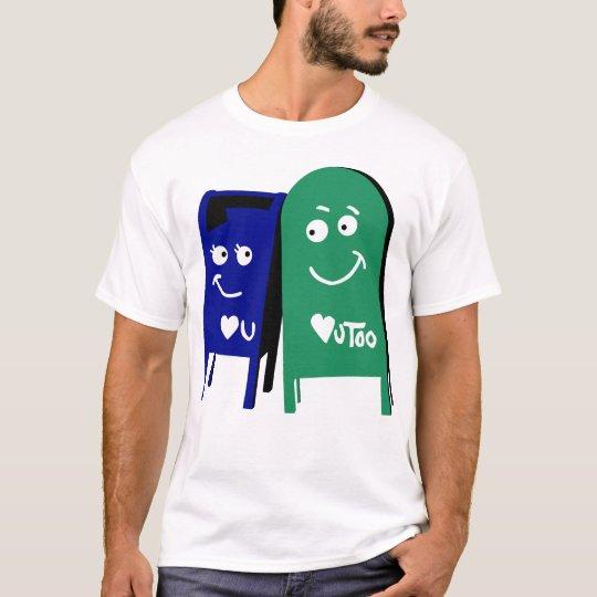 denver i love you mailboxes T-Shirt