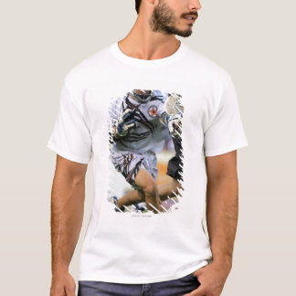 DENVER - JULY 16:  Alex Smith #5 T-Shirt