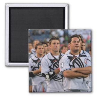 DENVER - JULY 16:  Jesse Schwartzman #19 Square Magnet