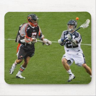 DENVER - MAY 30:  Justin Smith #22 Mouse Mat