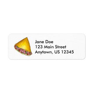 Denver Omelet Return Address Labels