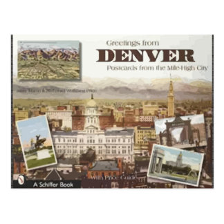 Denver Post Cards From The Mile-High City, Vintage