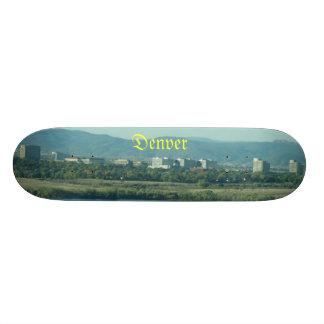 Denver skateboard