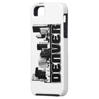 Denver Skyline Tough iPhone 5 Case