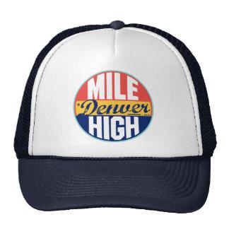 Denver Vintage Label Cap