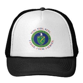 Department of Energy DOE VVV Shield Cap