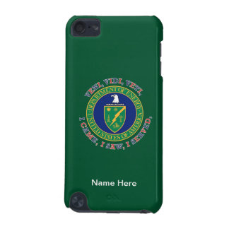 Department of Energy DOE VVV Shield iPod Touch 5G Cover
