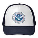 Department of Homeland Stupidity Hat