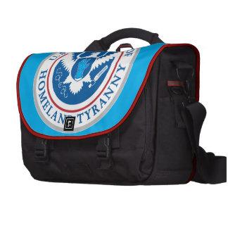 Department of Homeland Tyranny Laptop Bag