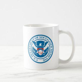Department of Socialized Medicine Basic White Mug