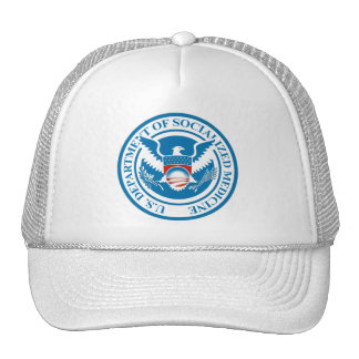 Department of Socialized Medicine Mesh Hats