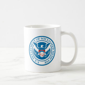 Department of Socialized Medicine Mug