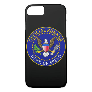 Department of Speed iPhone 7 Case
