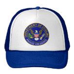 Department of Spoiling - Proud Grandpa Mesh Hat