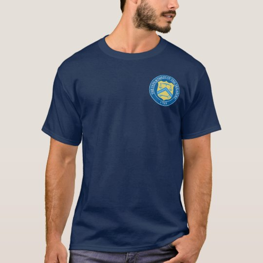Department of the Treasury T-Shirt