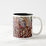 Departure of a Boat for the Crusades, Two-Tone Mug