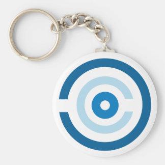 DePaul Urban Explorers Keychain