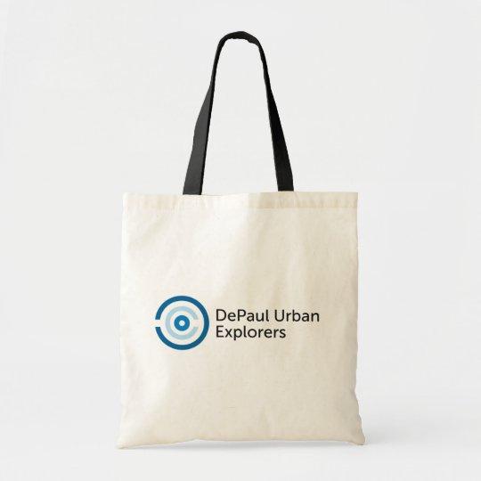 DePaul Urban Explorers Tote