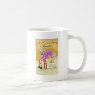 Depend on Me Coffee Mugs