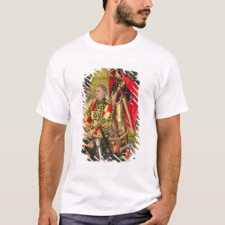 Depicting  donor of  altarpiece, Michel de T-Shirt