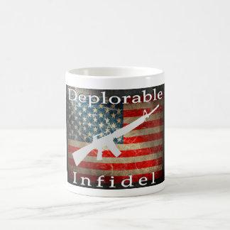 Deplorable Infidel Mug