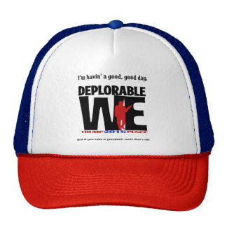 Deplorable Trucker Hat