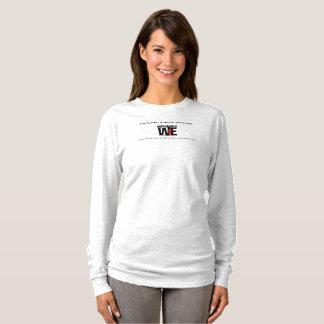 Deplorable We cozy long sleeve t-shirt