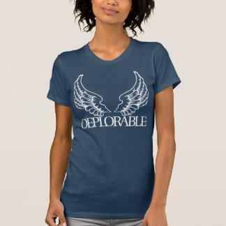 """Deplorable"" – Women's t-shirt"
