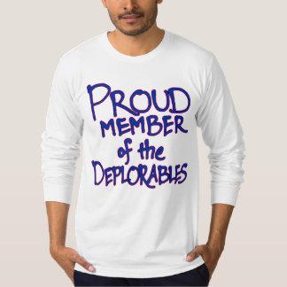 Deplorables Jersey Long-Sleeve T-Shirt