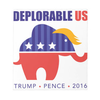 DeplorableUS Notepad